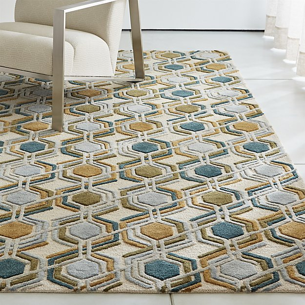 Danish Modern Rugs Ideas