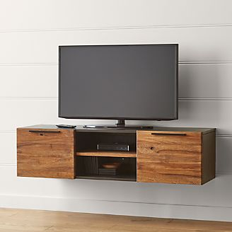 TV Stands And Media Consoles Crate And Barrel