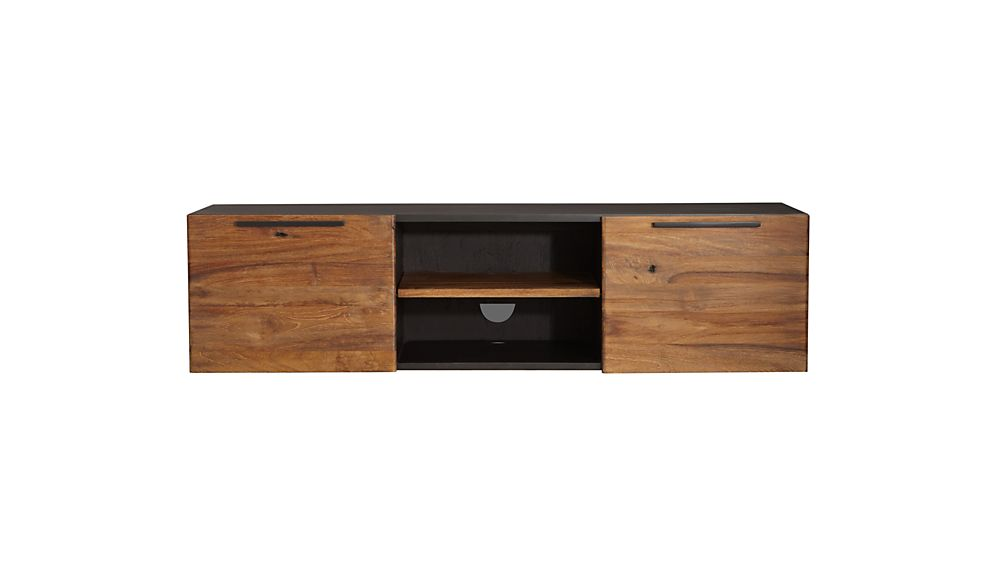 """Rigby 55"""" Small Floating Media Console"""