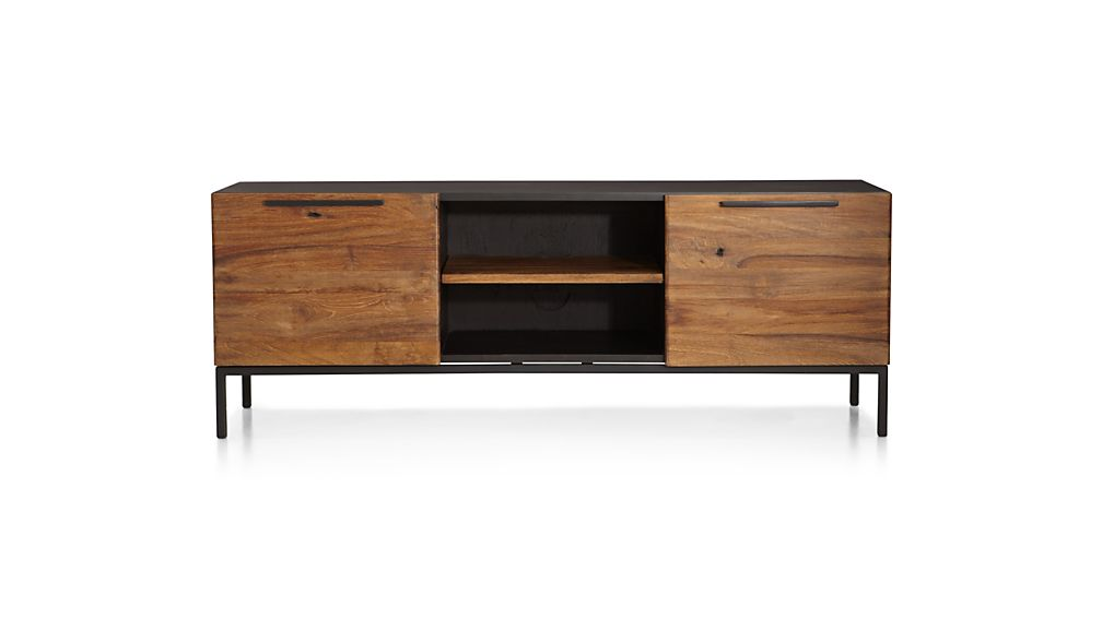 """Rigby 55"""" Small Media Console with Base"""