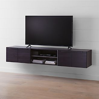 Rigby 805 Large Floating Wenge Media Console