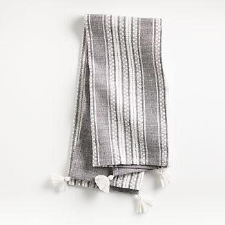 Riku Grey Dish Towel