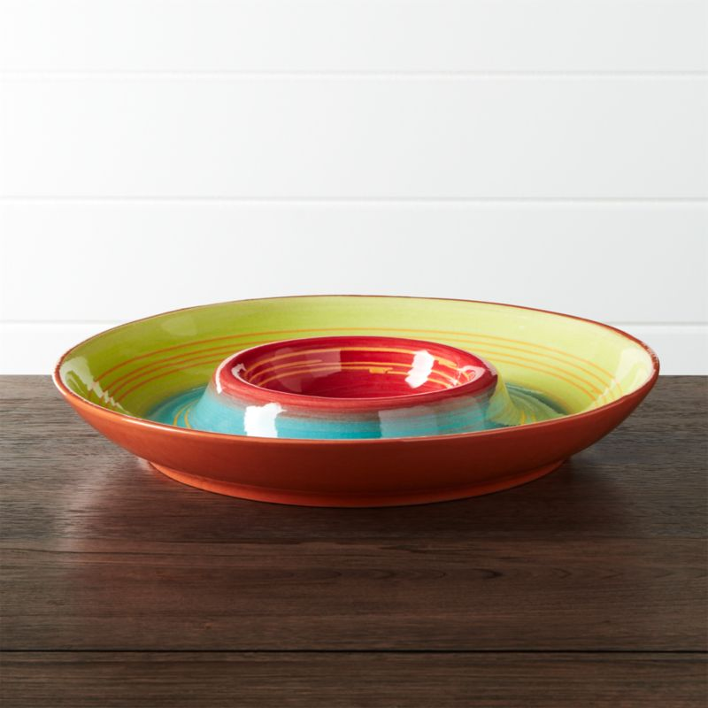 Rio Chip And Dip Crate And Barrel