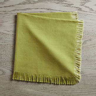 Rio Green Dinner Napkin