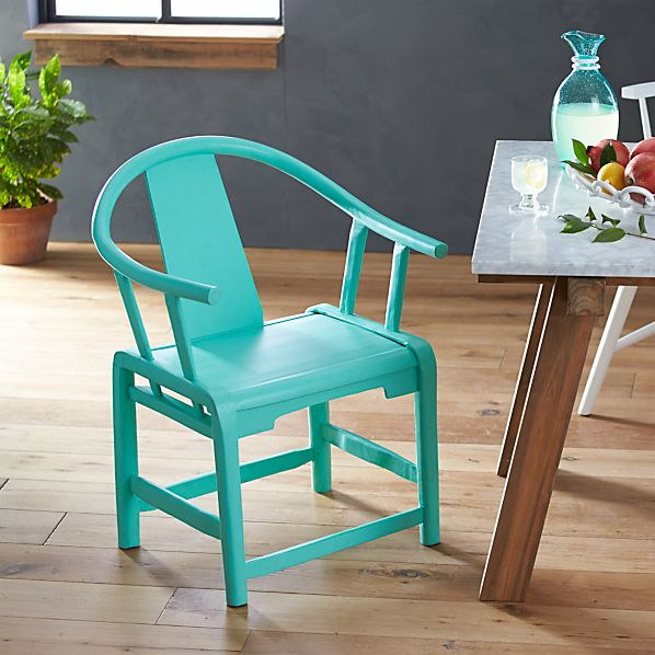 Riviera Green Ming Chair