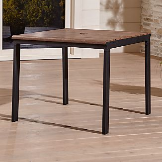 Small Space Patio Furniture | Crate and Barrel
