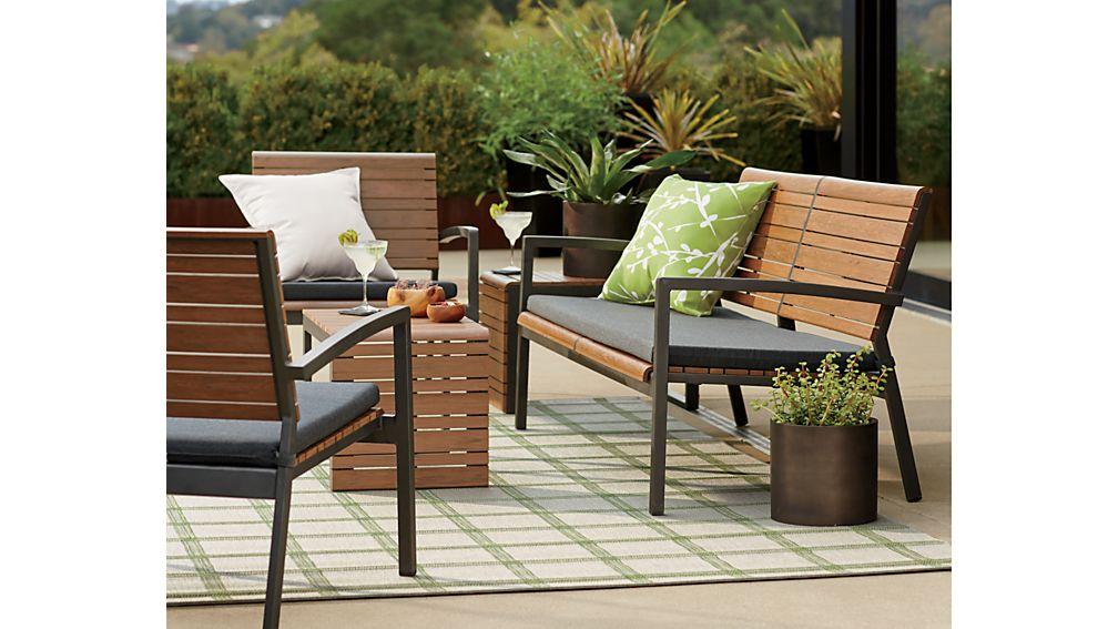 Rocha Sofa with Sunbrella ® Cushion