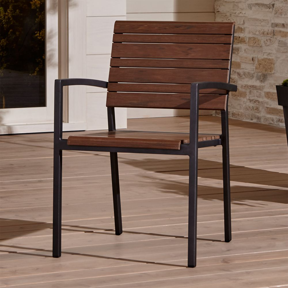 Rocha Dining Chair - Crate and Barrel