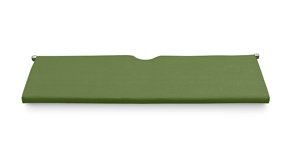 Rocha Cilantro Sunbrella ® Sofa Cushion - Image 1 of 3