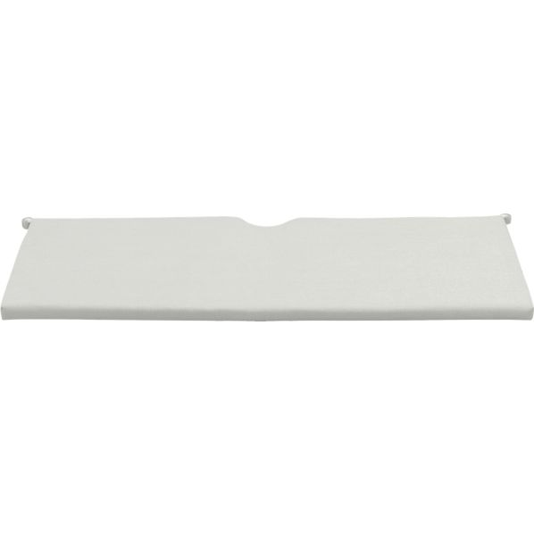 Rocha Sunbrella ® White Sand Sofa Cushion