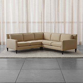 Small Scale Sectional Sofas. Rochelle 2-Piece Sectional Sofa : small scale sectional sofas - Sectionals, Sofas & Couches