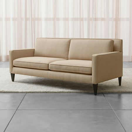 Brilliant Rochelle Midcentury Modern Apartment Sofa Alphanode Cool Chair Designs And Ideas Alphanodeonline