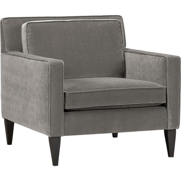 Rochelle Chair Nickel