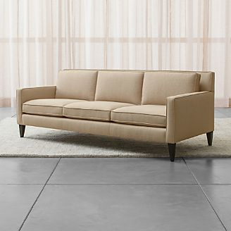 Rochelle Mid Century Living Room Crate And Barrel
