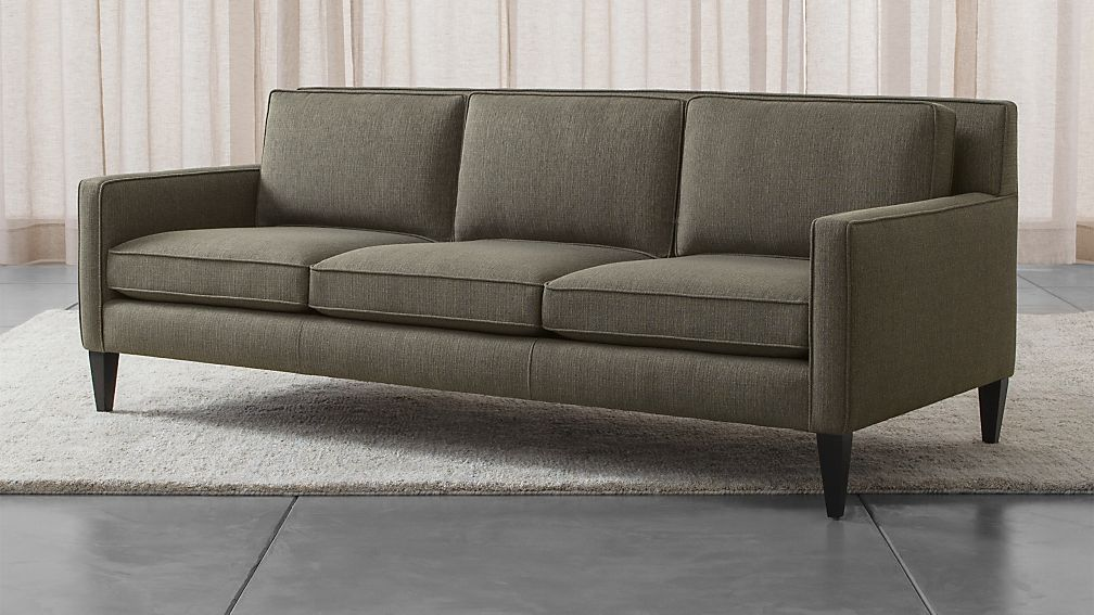 Rochelle Mid-Century Modern Sofa | Crate And Barrel