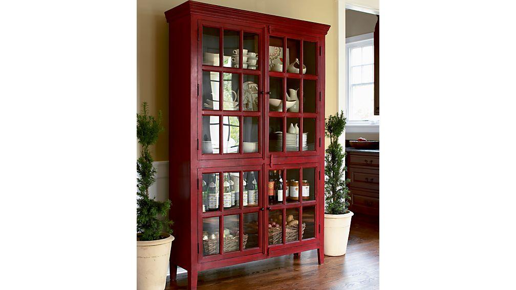 Rojo Tall Cabinet