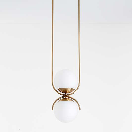 Rondure Globe Pendant Light