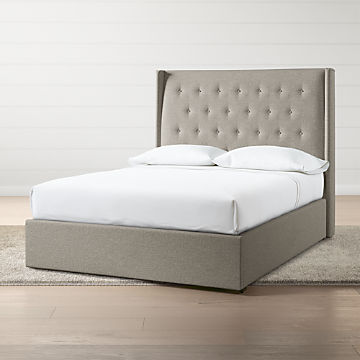 huge selection of 5ebce 25c21 Beds & Headboards | Crate and Barrel