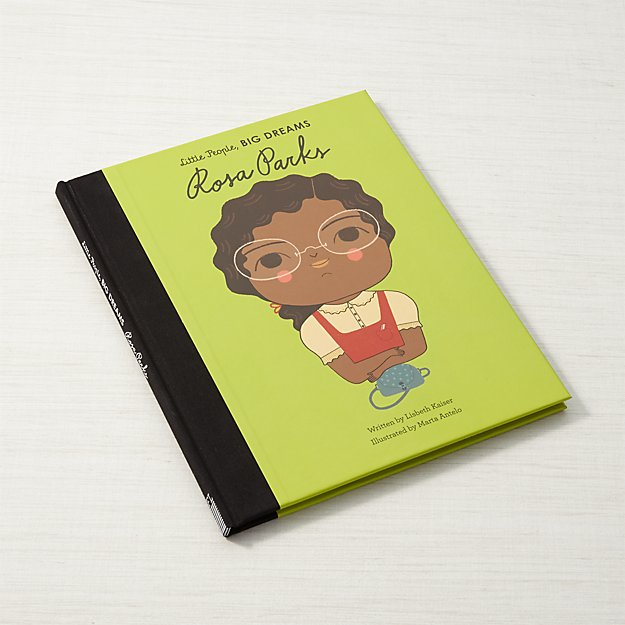 Little People, Big Dreams: Rosa Parks Book - Image 1 of 4