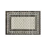 Rosalie Slate Grey Slate Hand Knotted Oriental 6'x9' Rug