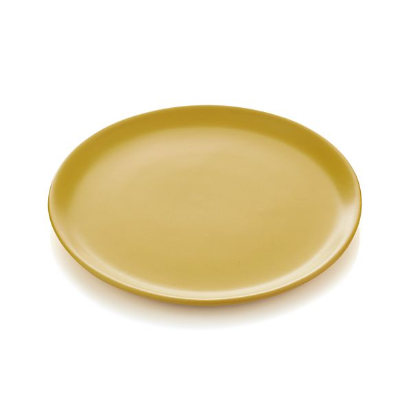 Roscoe Yellow Appetizer Plate