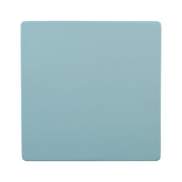 Roscoe Blue Square Platter