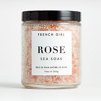 French Girl Rose Sea Soak
