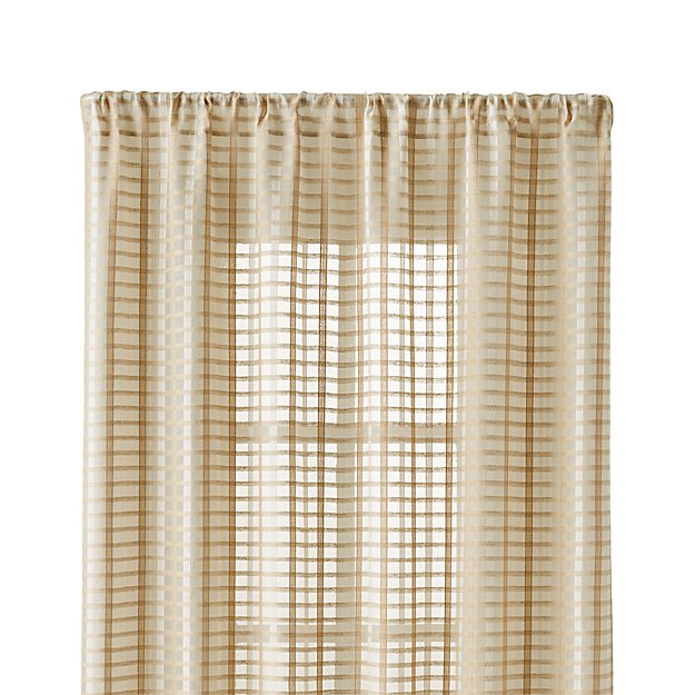 "Ross 50""x84"" Curtain Panel"