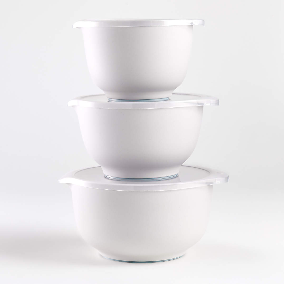 Rosti Salad Server Set White