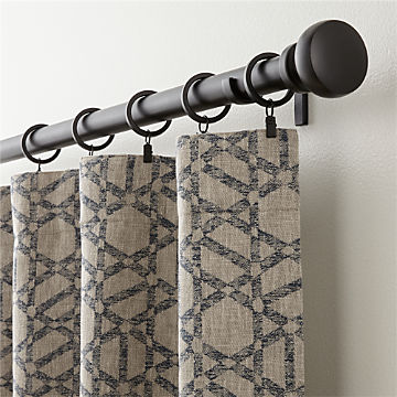 Tremendous Curtain Panels And Window Coverings Crate And Barrel Ncnpc Chair Design For Home Ncnpcorg