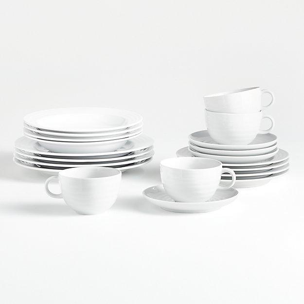 Roulette 20-Piece Dinnerware Set - Image 1 of 12