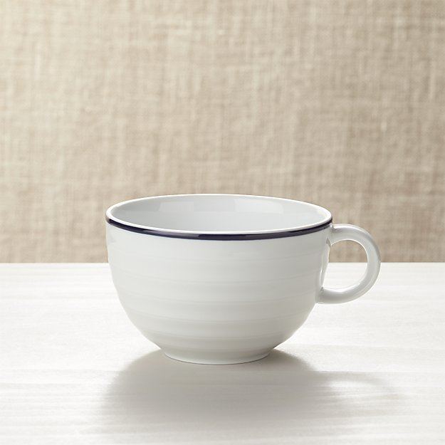 Roulette Blue Band Cup - Image 1 of 2