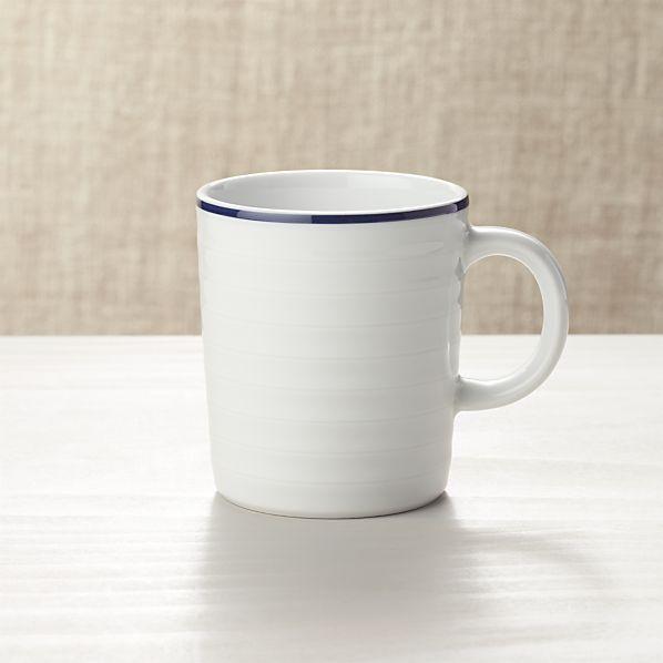 Roulette Blue Band Mug