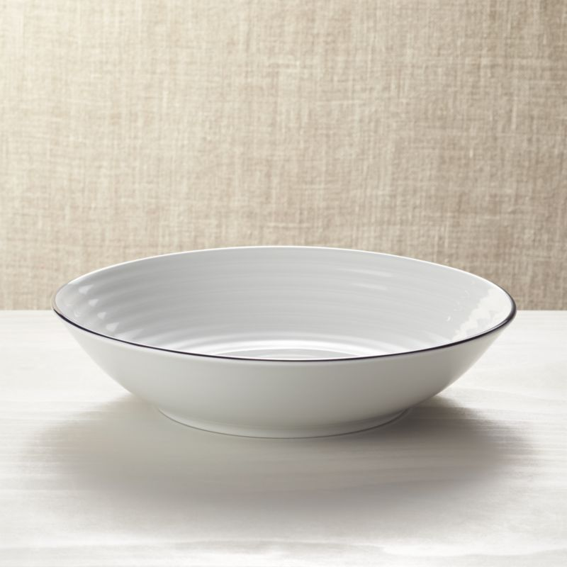 Crate and barrel roulette serving bowl gambling among women