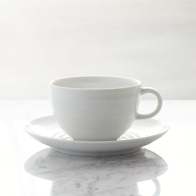 Roulette Cup and Saucer