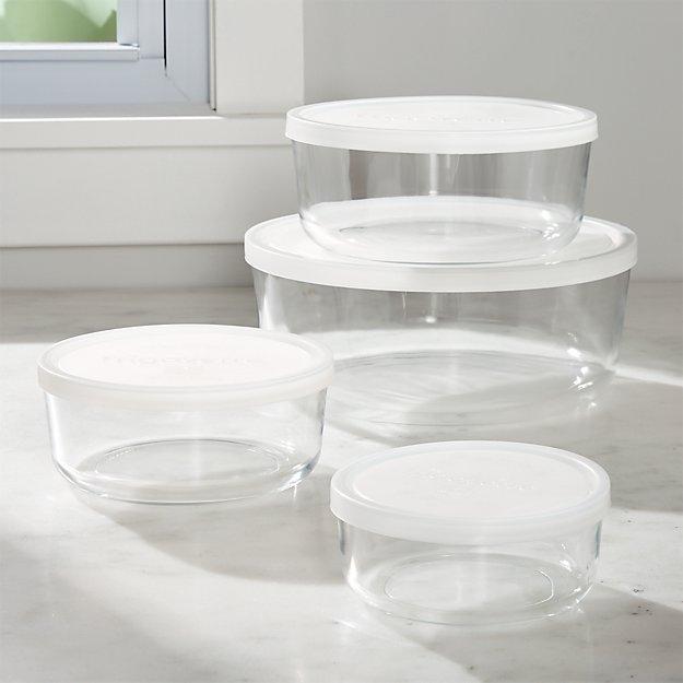 Glass Storage Bowls With Lids Best Storage Design 2017