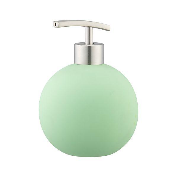 Mint Soap Pump