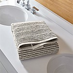 Rowan Striped Bath Towel