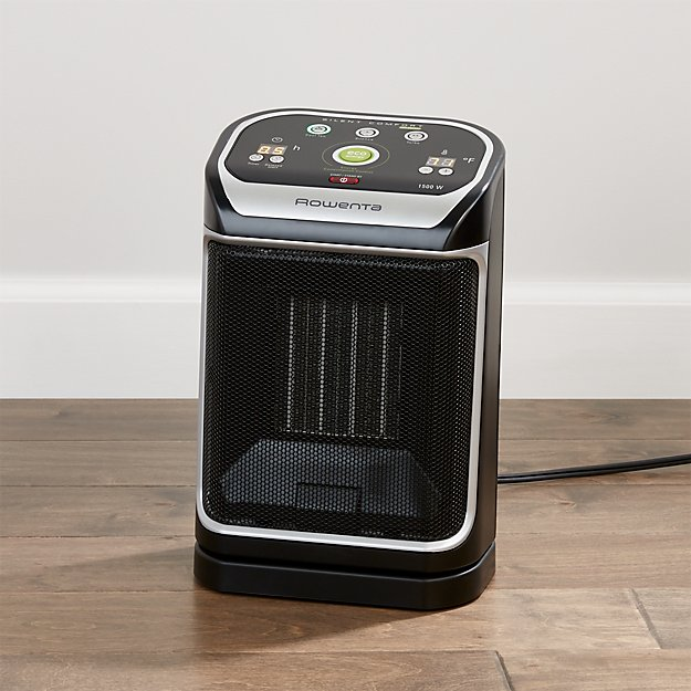 Rowenta eco full room heater crate and barrel - Heating small spaces concept ...