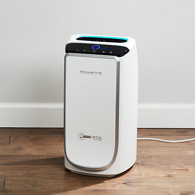 Pure Air Cleaner : Rowenta intense pure air purifier reviews crate and barrel