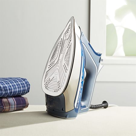 Rowenta Pro Master Xcel Steam Iron + Reviews | Crate and Barrel