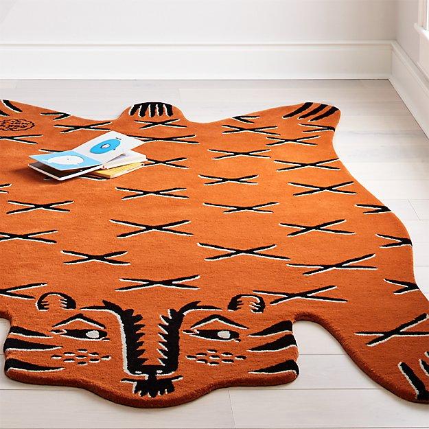 Roxy Marj Faux Tiger Rug