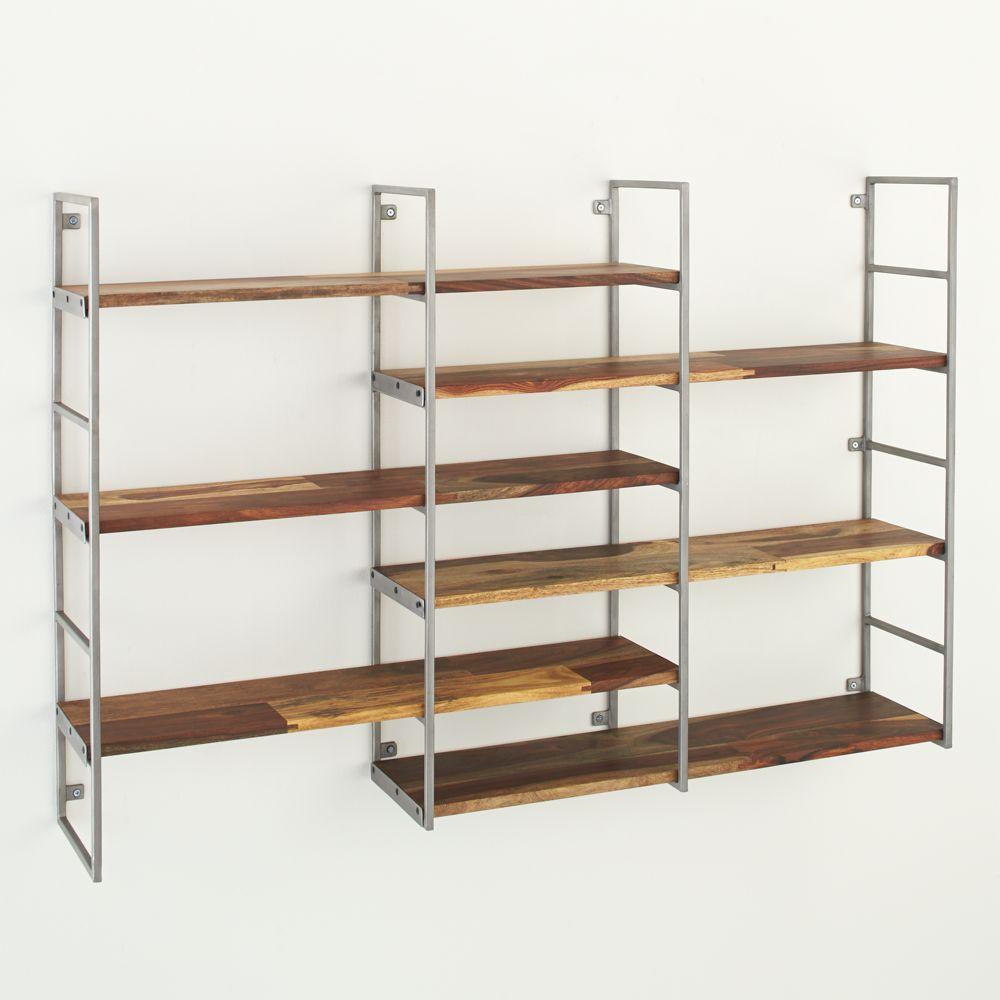 Rubix Shelf - Crate and Barrel