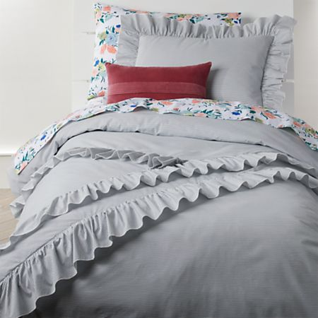 Ruffle Twin Duvet Cover Reviews