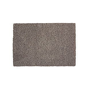 Light Touch Grey Rug