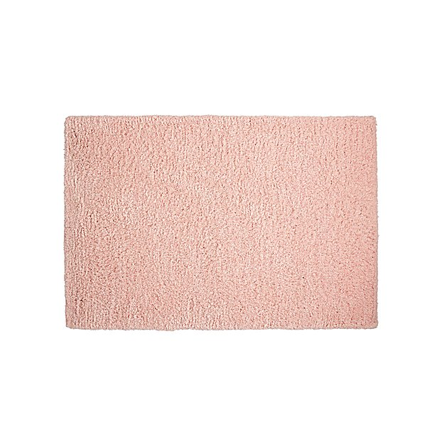 Light Pink Rug Crate And Barrel