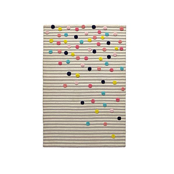 Sprinkles 5x8 Striped Rug Reviews