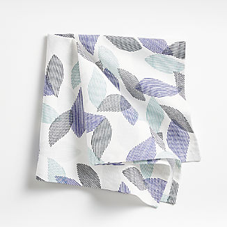Rustle Blue Napkin