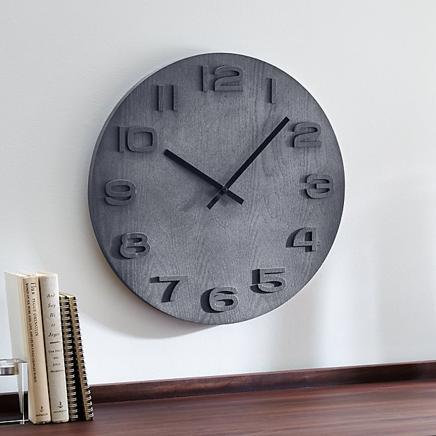 "Ryder 19.5"" Wall Clock"