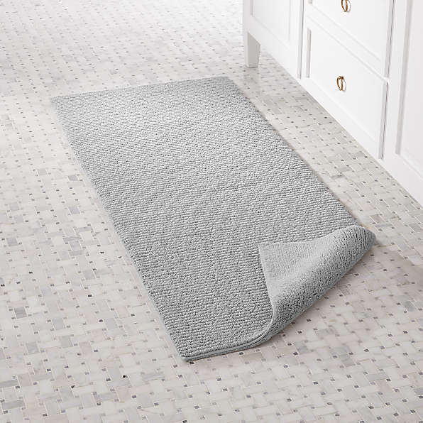 Cotton Bath Mats Crate And Barrel